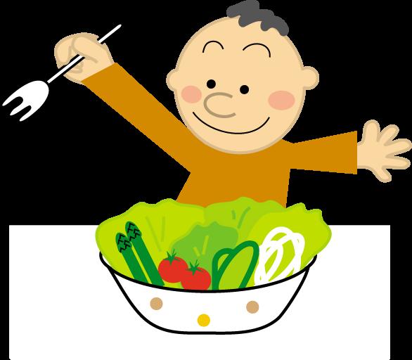ダイエットをしている人なら知っている 生野菜を先に食べる