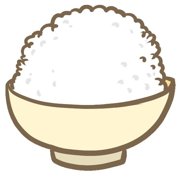 白米、高GI値食品