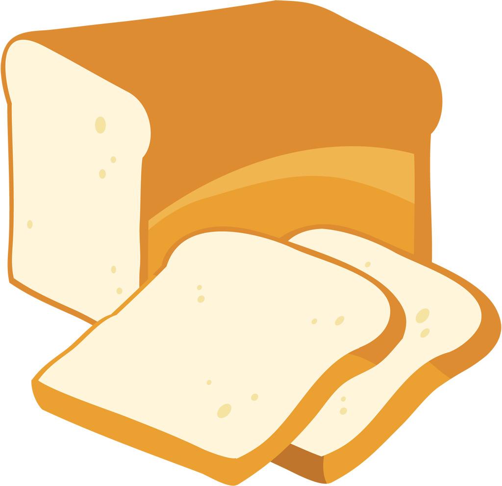 食パン、高GI値食品
